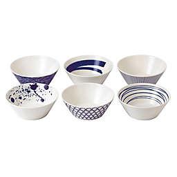 Royal Doulton® Pacific Bowls (Set of 6)