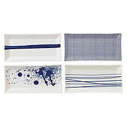 Royal Doulton® Pacific Rectangular Dishes (Set of 4)