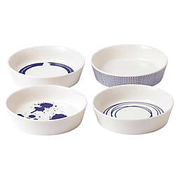 Royal Doulton® Pacific Round Dishes (Set of 4)