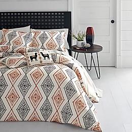 Azalea Skye® Cusco Rhombus Reversible Duvet Cover Set