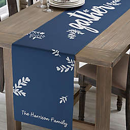 Cozy Home Table Runner