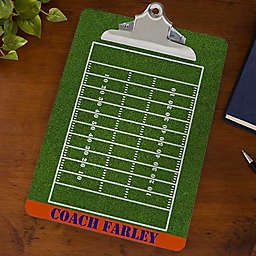Field and Court Plays Dry Erase Clipboard