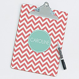 Preppy Chic Clipboard