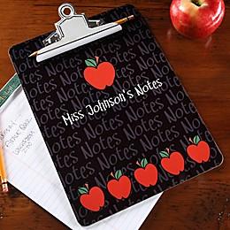 A+ Teacher Clipboard