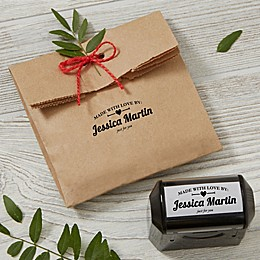 Made With Love Self-Inking Stamp