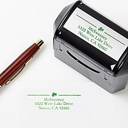 Irish Pride Self-Inking Stamp