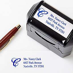 Interlocking Monogram Stamper