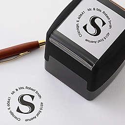 Initial It! Custom Self-Inking Address Stamp