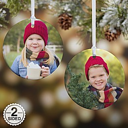 Picture Perfect Photo Christmas Ornament Collection