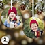 Part of the Picture Perfect Photo Christmas Ornament Collection