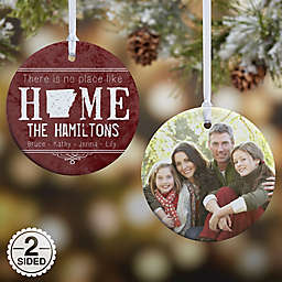 """""""State"""" Of Love Christmas Ornament Collection"""