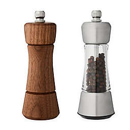 Kamenstein® Nottingham 4 1/2-Inch Pepper Grinder Collection