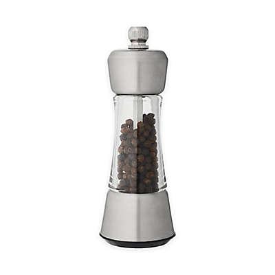 Kamenstein® Nottingham 4 1/2-Inch Stainless Steel Pepper Grinder