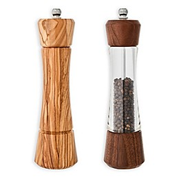 Kamenstein® Nottingham 8-Inch Pepper Grinder Collection