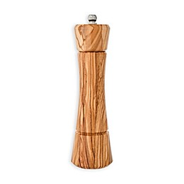 Kamenstein® Nottingham 8-Inch Olive Wood Pepper Grinder