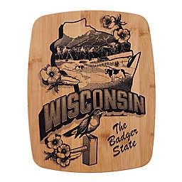 Farberware® Wisconsin Postcard Cutting Board
