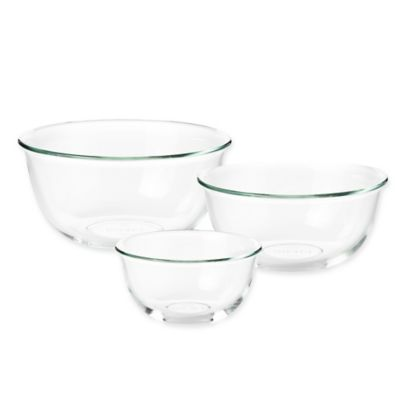 8effb42af5a OXO Good Grips® Clear Glass Mixing Bowl