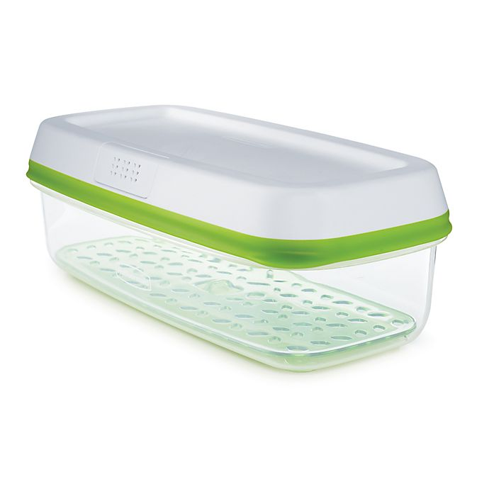 Alternate image 1 for Rubbermaid® FreshWorks™ 8.4-Cup Produce Saver