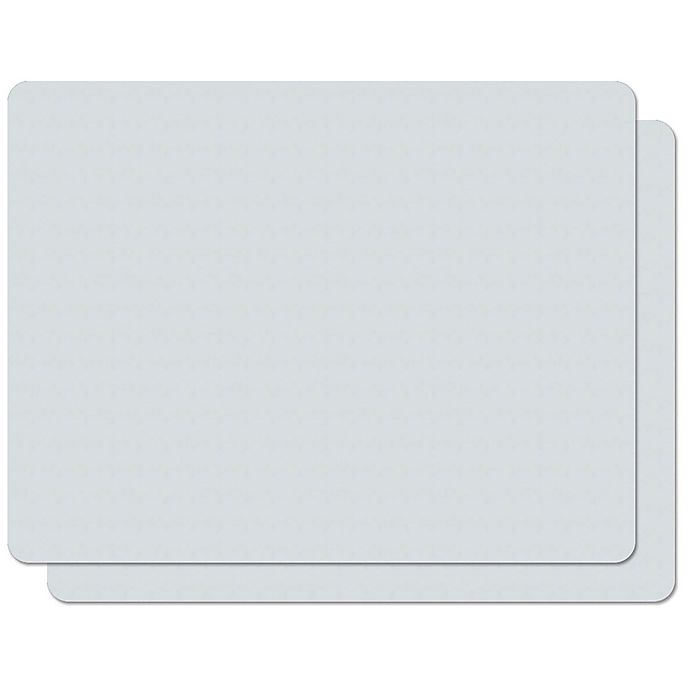 Alternate image 1 for Chop-Chop Flexible Clear Cutting Mat (Set of 2)