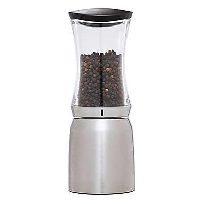 Kamenstein® 8-Inch Stainless Steel Smart Pepper Mill