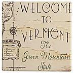 Thirstystone® Dolomite Vermont: The Green Mountain State Single Coaster