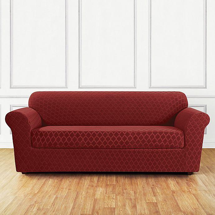 Sure Fit Marrakesh Sofa Slipcover In