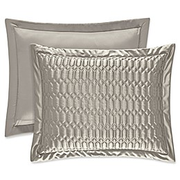J. Queen New York® Satinique Quilted Pillow Sham