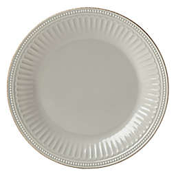 Lenox® French Perle Groove Grey Dinner Plate