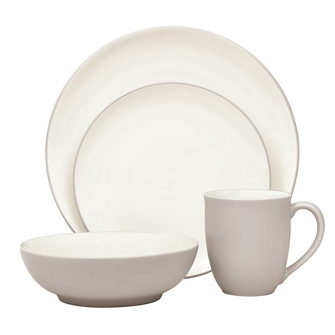 Alternate image 1 for Noritake® Colorwave Coupe Dinnerware Collection in Sand