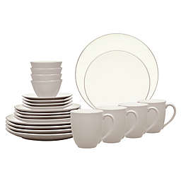 Noritake® Colorwave 20-Piece Coupe Dinnerware Set in Sand