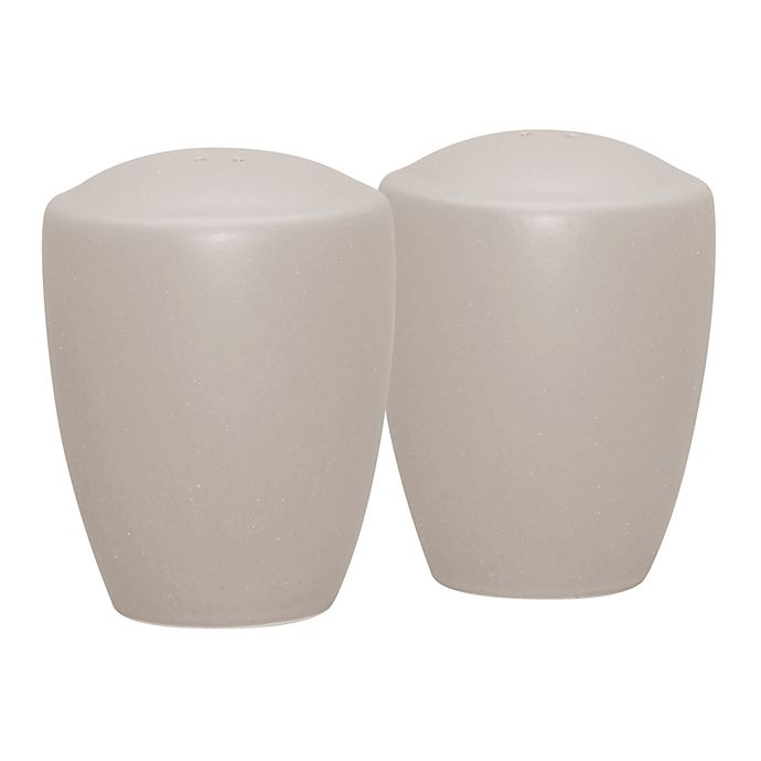 Alternate image 1 for Noritake® Colorwave Salt and Pepper Shakers in Sand
