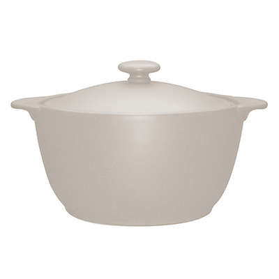 Noritake® Colorwave Covered Casserole in Sand