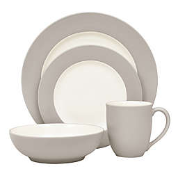 Noritake® Colorwave Rim 4-Piece Place Setting in Sand