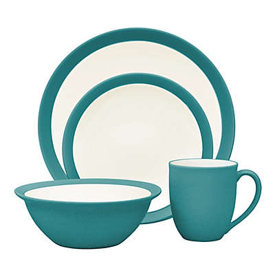 Noritake® Colorwave Curve Dinnerware Collection in Turquoise