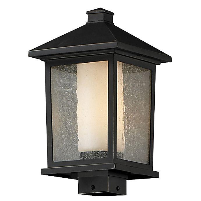 Alternate image 1 for Filament Design Mia Large Post-Mount Outdoor Light