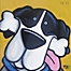 Part of the Marmont Hill Bonehead Great Dane Canvas Wall Art
