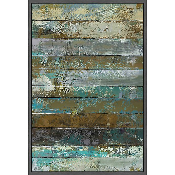 Alternate image 1 for Marmont Hill Beachwood I 16-Inch x 24-Inch Framed Wall Art