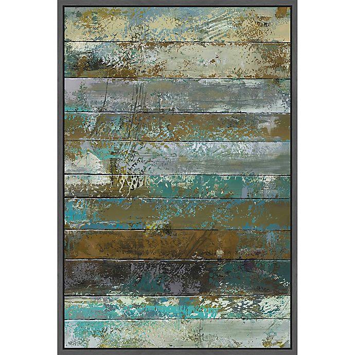 Alternate image 1 for Marmont Hill Beachwood I 30-Inch x 45-Inch Framed Wall Art