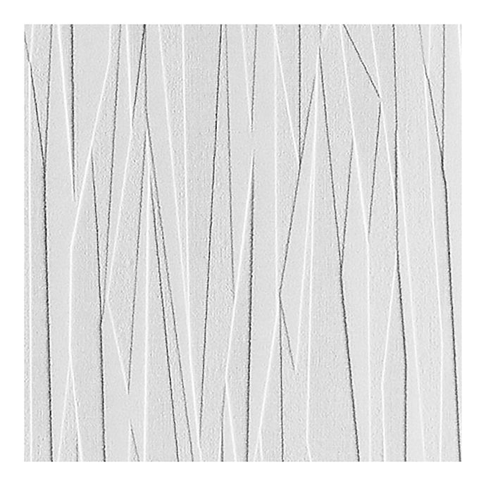 Anaglypta X Folded Paper Paintable Wallpaper In White Bed