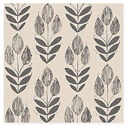 Beacon House Block Print Tulip Wallpaper