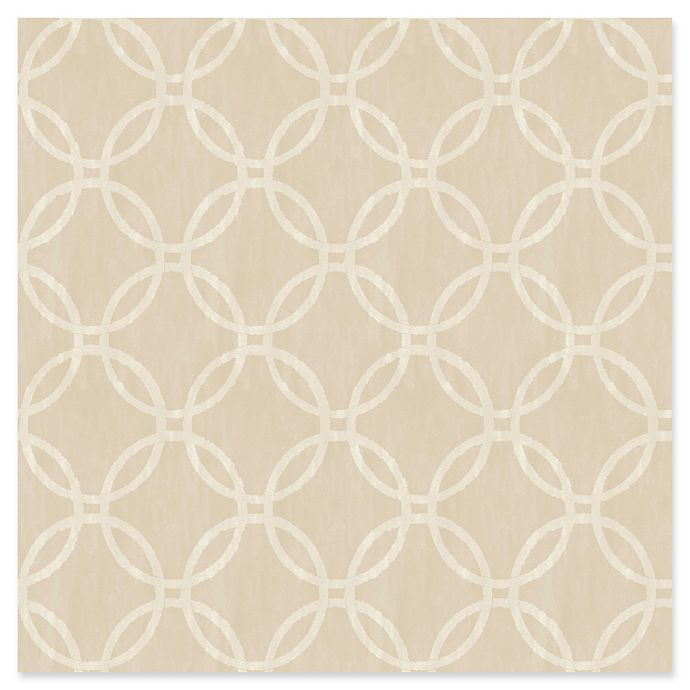 Alternate image 1 for Brewster Home Fashions Eaton Geometric Wallpaper in Grey