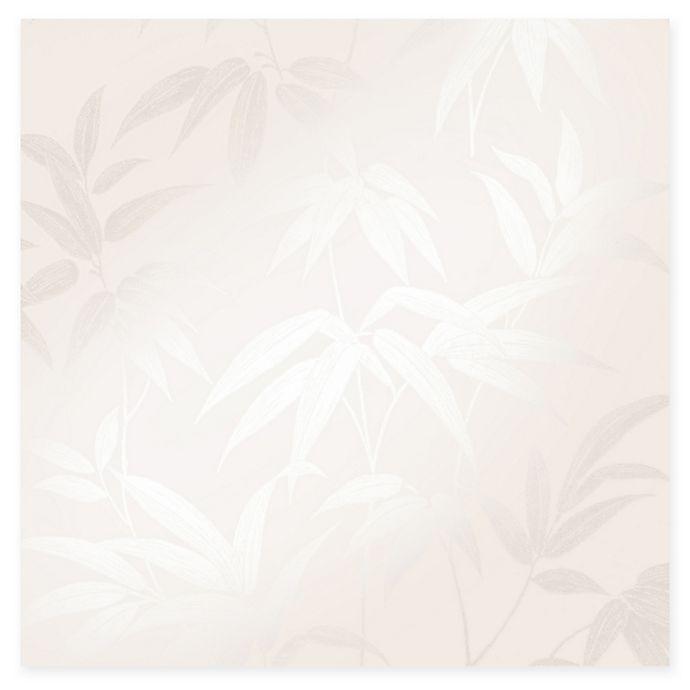 Alternate image 1 for Brewster Home Saso Bamboo Leaf Wallpaper in Beige
