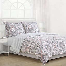 Bryon Reversible Comforter Set