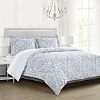 Gawain Twin/Twin XL Comforter Set in Seafoam