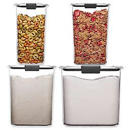 Rubbermaid® Brilliance Dry Food Storage Collection