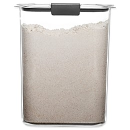 Rubbermaid Brilliance 16-Cup Flour Dry Storage Container