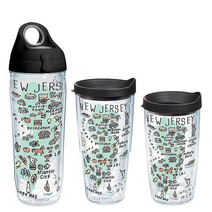 Alternate image 1 for Tervis® My Place NJ Wrap Drinkware