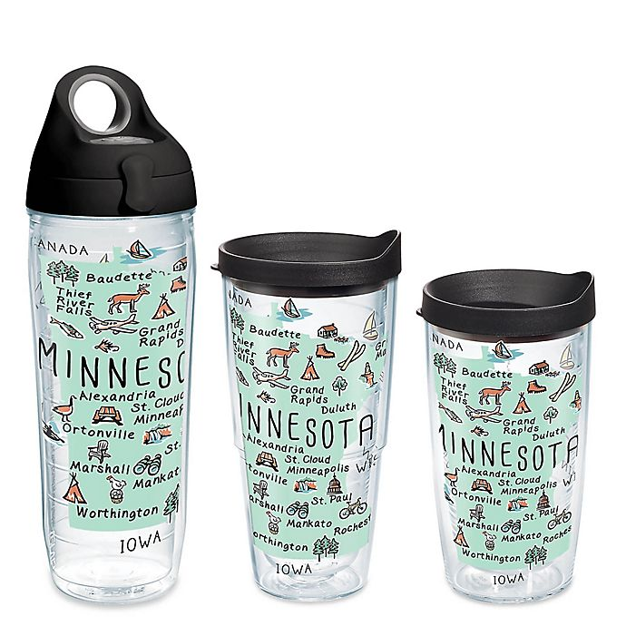 Alternate image 1 for Tervis® My Place MN Wrap Drinkware