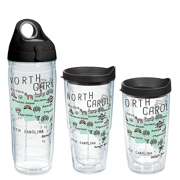 Alternate image 1 for Tervis® My Place NC Wrap Drinkware