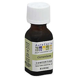 Aura Cacia® .5 oz. Pure Essential Oil in Geranium